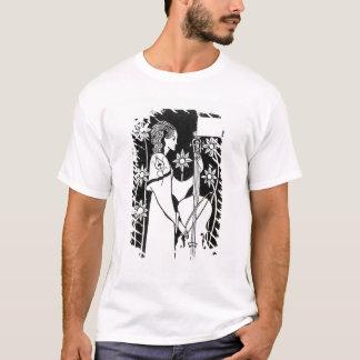 """T-shirt Madame avec le violoncelle, du ` """"de d'Arthur de"""