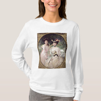 T-shirt Madame Collas et sa Daughter, Giselle, 1903