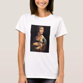 T-shirt Madame et hermine