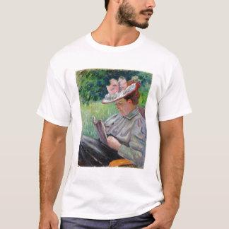 T-shirt Madame Guillaumin, c.1895 (huile sur la toile)