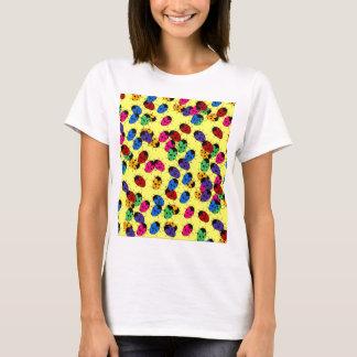 T-shirt Madame mignonne Bug Design