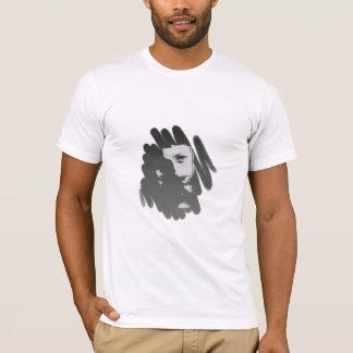 T-shirt Madame rusée surréaliste