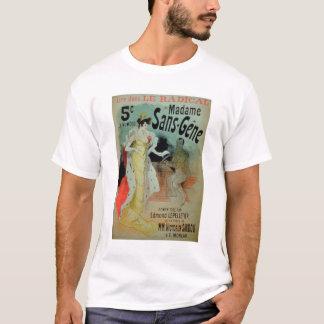 """T-shirt """"Madame Sans-Gène"""" en Le Radical, par Edmond"""
