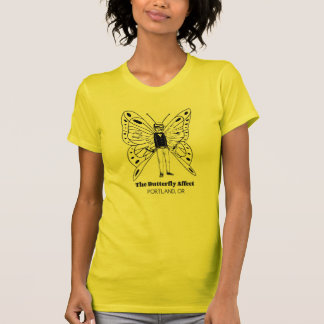 T-shirt Madame Tee de BA de Portland
