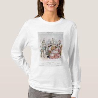 T-shirt Mademoiselle Reichemberg comme Cherubin