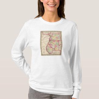 T-shirt Madison, St Clair, comtés de Monroe