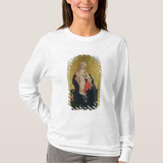T-shirt Madonna de l'humilité, c.1410 (tempera sur le