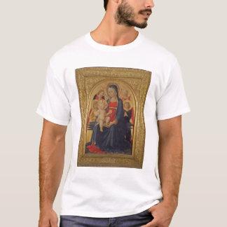 T-shirt Madonna et enfant avec les anges, c.1467 (huile