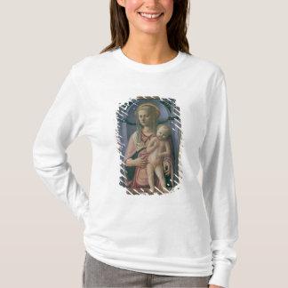 T-shirt Madonna et enfant (tempera sur le panneau)