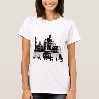 T-shirt Madrid