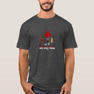 T-shirt Mafia de hot-dog