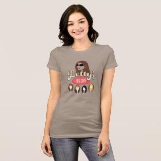T-shirt Magasin de la perruque de Letty