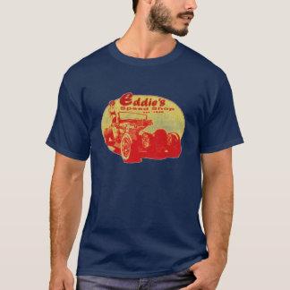 T-shirt Magasin de la vitesse d'Eddie