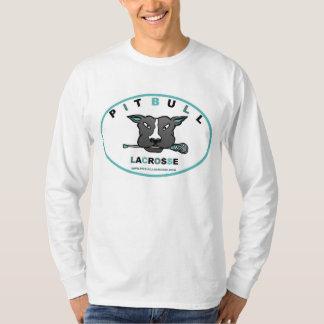 T-shirt Magasin de lacrosse de pitbull