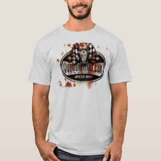 T-shirt Magasin T de vitesse de rouille de Joe Morris