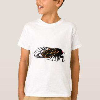 T-shirt Magicada - cigale - Cigale - bourdonnement d'été