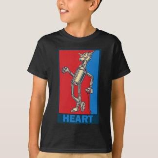 T-shirt Magicien d'Oz de Denslow : Coeur