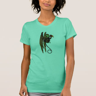 T-shirt Magicien d'Oz vintage, casquette mauvais de singe
