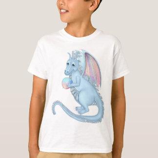 T-shirt Magie de dragon