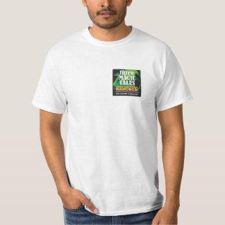T-shirt magique de trois contes