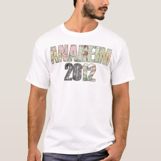 T-shirt MAGIRT Anaheim 2012