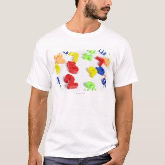 T-shirt Magnet de nombre