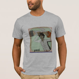 T-shirt maillot yaoi