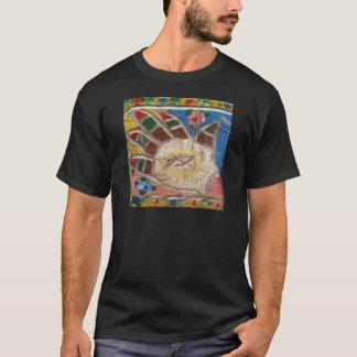 T-shirt Main mauvaise de Hamsa de protection oculaire