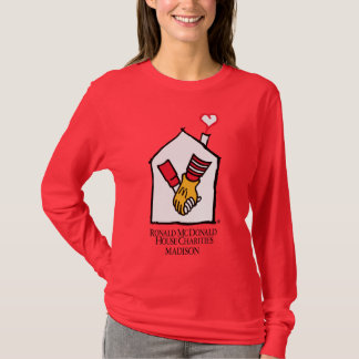 T-shirt Mains de Ronald McDonald
