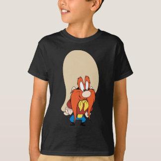 T-shirt Mains de Yosemite Sam sur des hanches