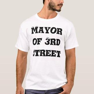 T-shirt Maire de 3ème rue