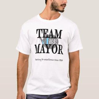 T-shirt Maire original Shirt d'équipe