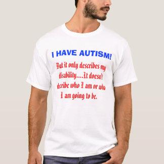 T-shirt Mais il décrit seulement mon incapacité….Il doesn…