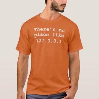 T-shirt Maison de programmeur de promoteur