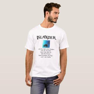 T-shirt Maison d'île