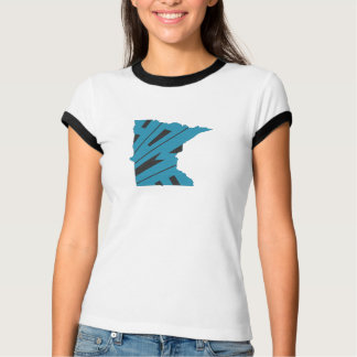 T-shirt Maison du Minnesota