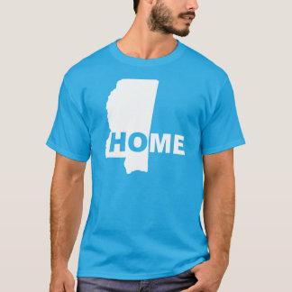 T-shirt Maison du Mississippi à partir de tee - shirt de