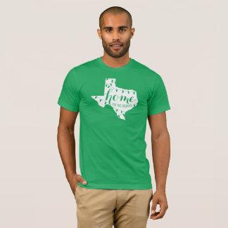 T-shirt Maison du Texas pour la chemise de Noël du Texas