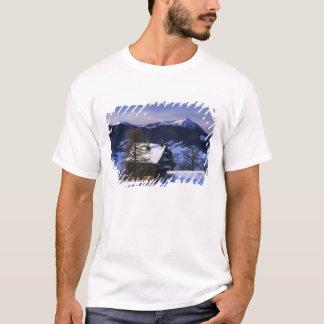 T-shirt Maison et bâti Rigi et Pilatus de ferme,