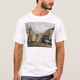 T-shirt Maison Mathieu, Grand-Rue, Colmar, 1876