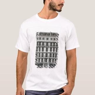 T-shirt Maison un Loyer, No3 Rue de la Paix, Paris
