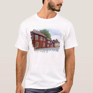 T-shirt Maisons colorées, Lotsgatan, Södermalm, Stockholm