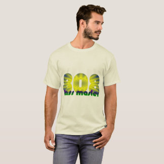 T-shirt Maître de 808 basses