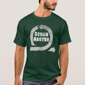T-shirt Maître de bousculade - agile