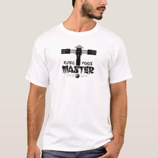 T-shirt Maître de Kung Foos