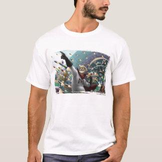T-shirt Maître de Micromajig (lumière)