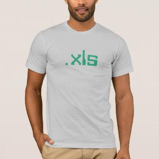 T-shirt Maître d'Excel