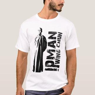 "T-shirt Maître grand aile ""d'homme d'IP"" Chun - Kung Fu"