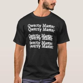 T-shirt Maître QWERTY