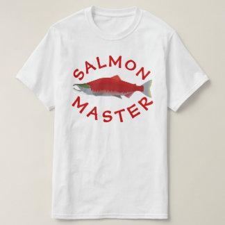 T-shirt Maître saumoné